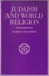 JUDAISM AND WORLD RELIGION